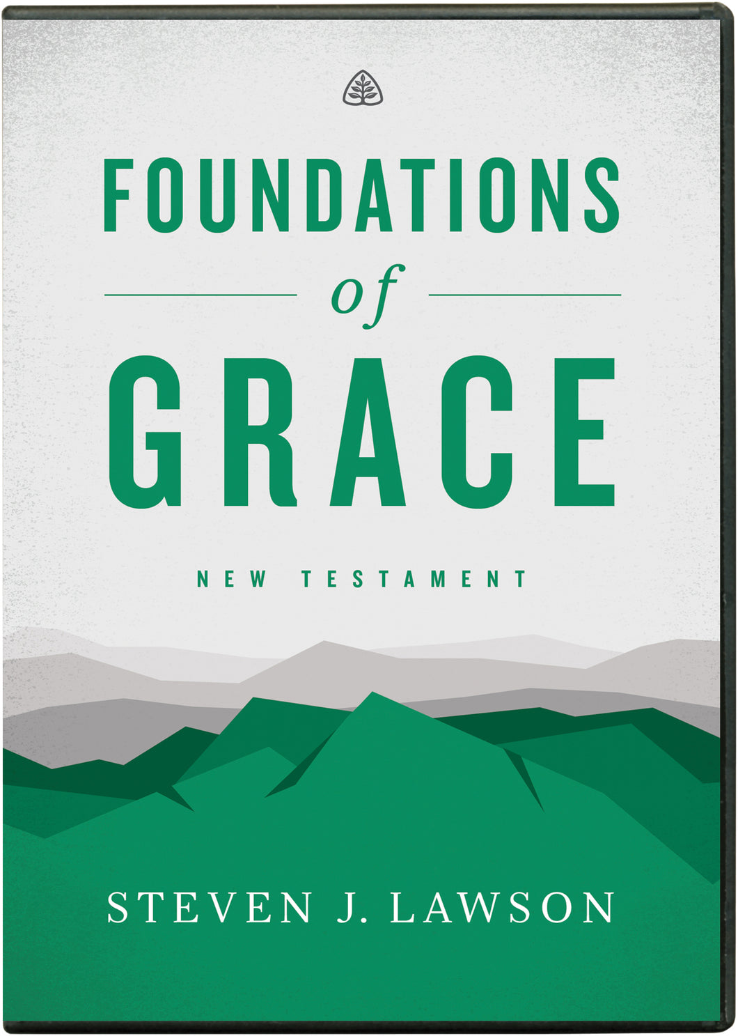 Foundations of Grace: New Testament — DVD