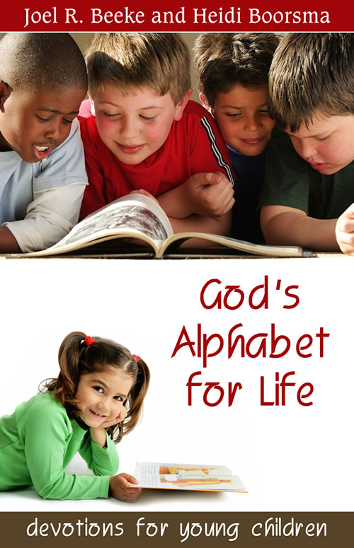 God's Alphabet for Life: Devotions for Young Children — Paperback