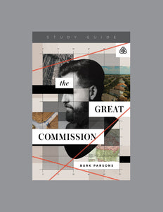 The Great Commission — Download Study Guide PDF (1 License)