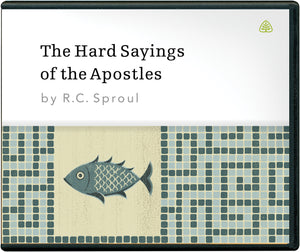 The Hard Sayings of the Apostles — CD