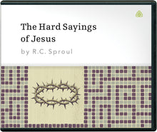 Load image into Gallery viewer, The Hard Sayings of Jesus — CD