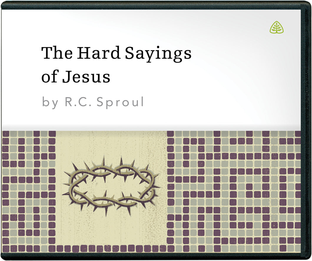The Hard Sayings of Jesus — CD