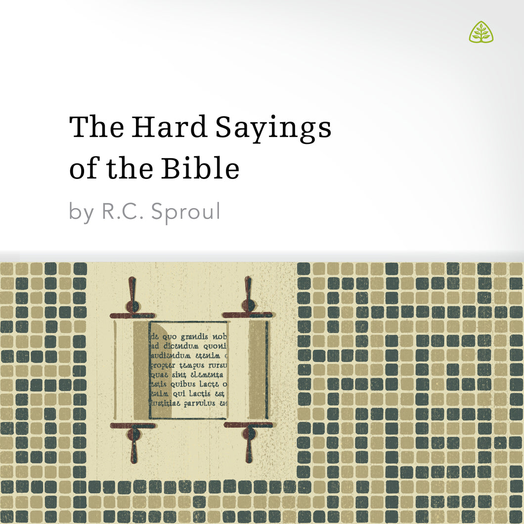 The Hard Sayings of the Bible — Download