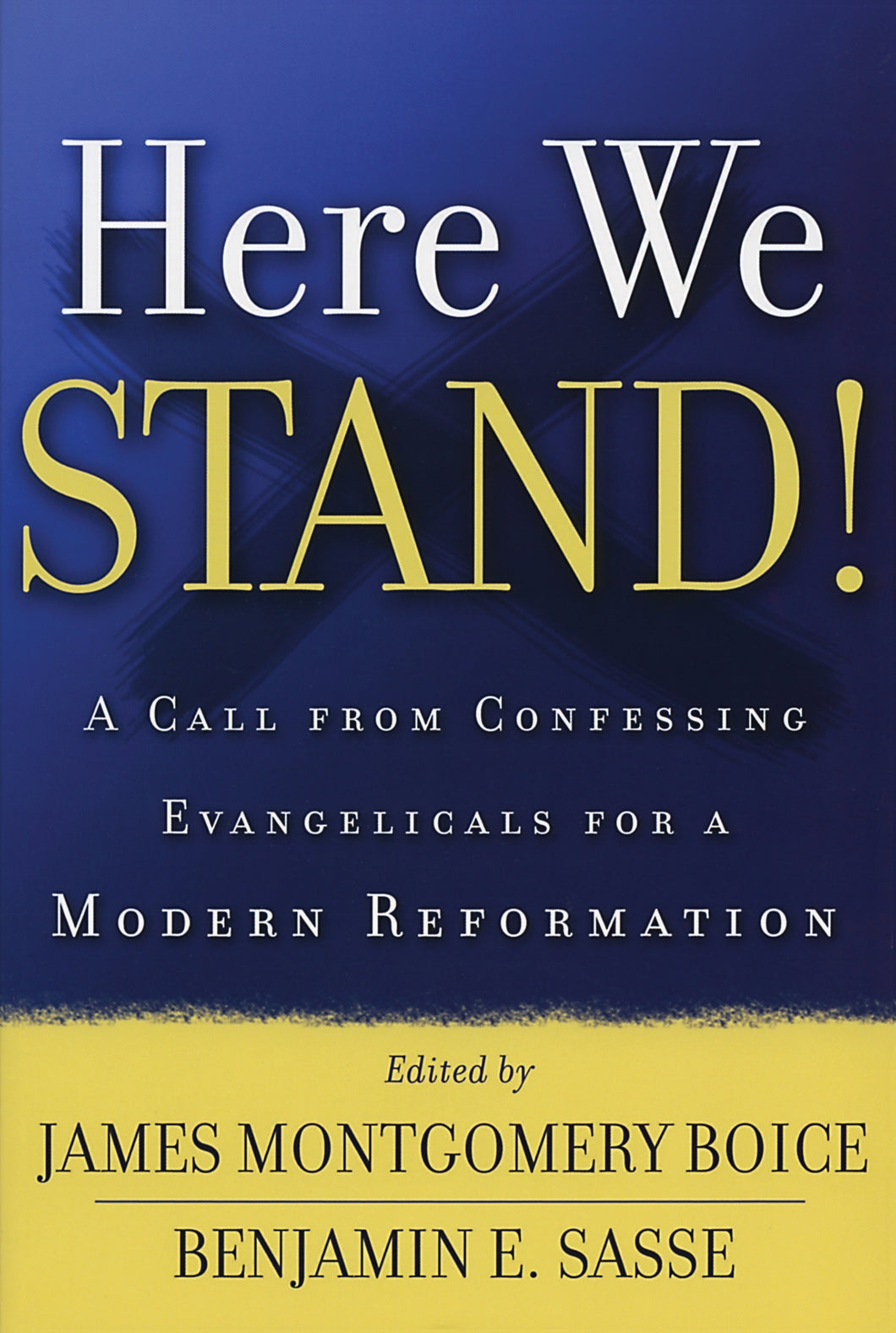 Here We Stand — Paperback