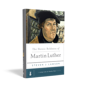 The Heroic Boldness of Martin Luther — Hardcover