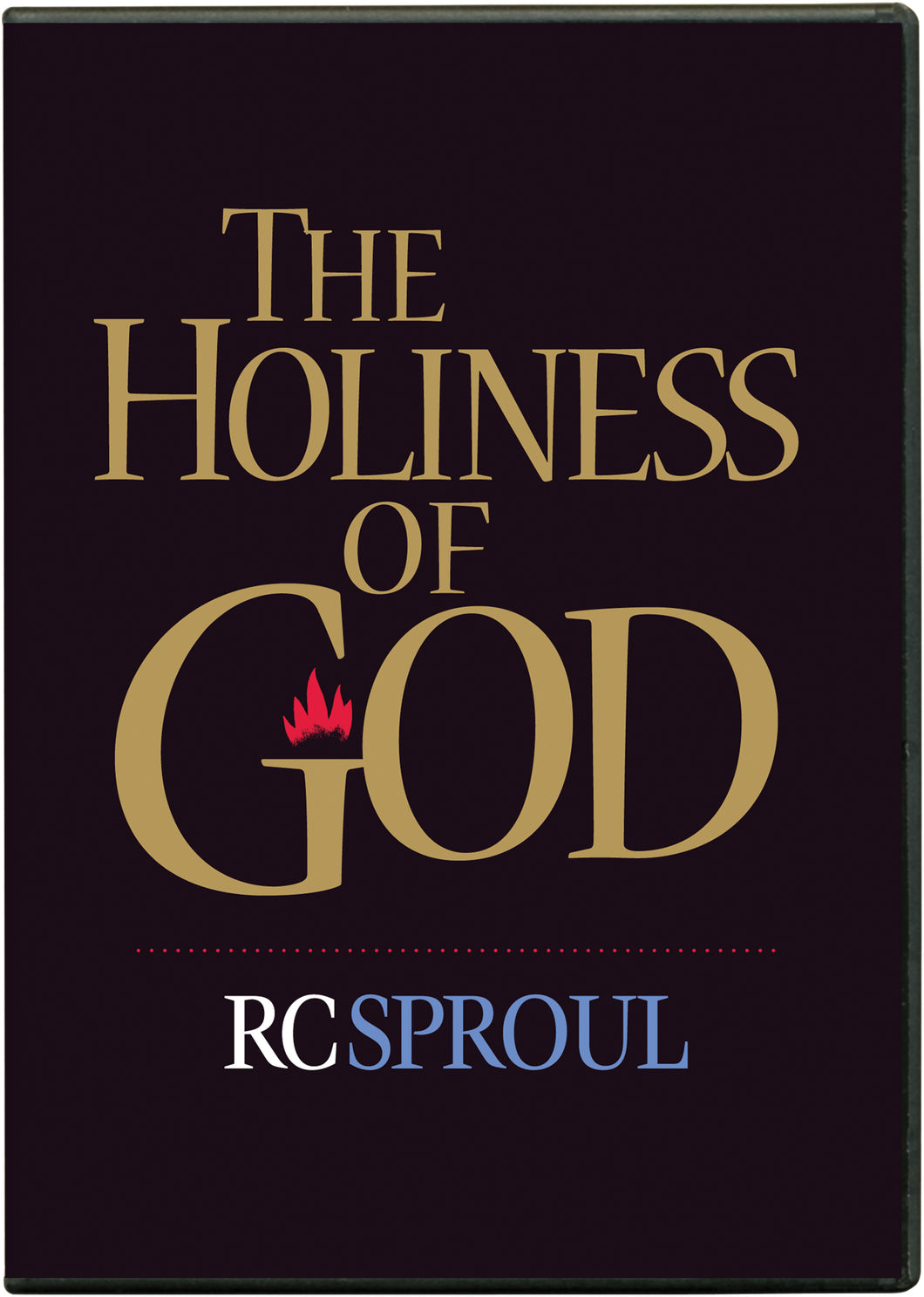 The Holiness of God — DVD