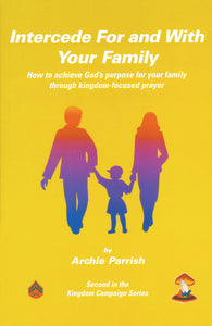 Intercede For and With Your Family — Paperback