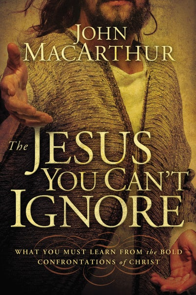 The Jesus You Can't Ignore — Paperback