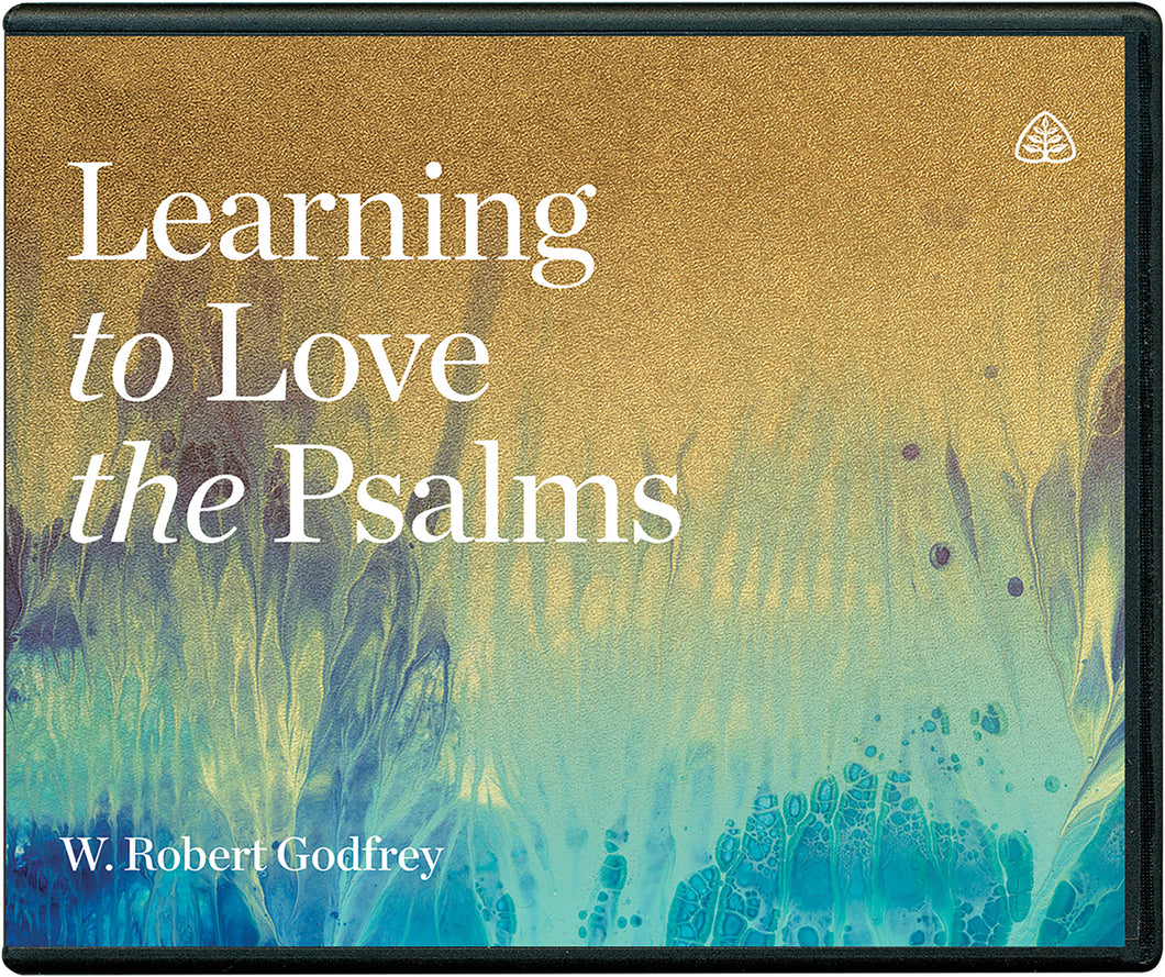 Learning to Love the Psalms — CD