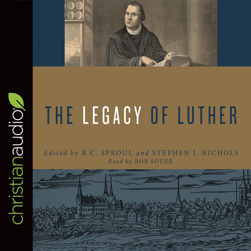 The Legacy of Luther — Audiobook Download