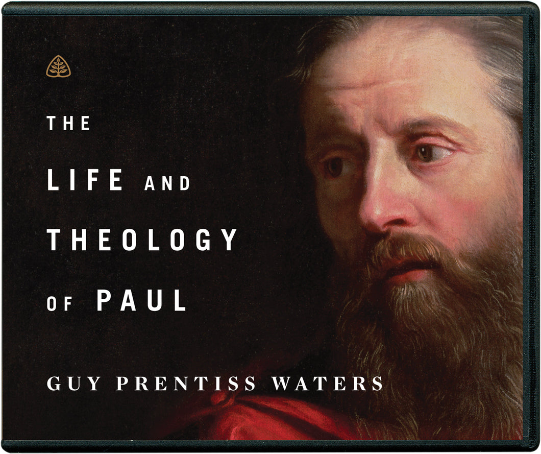 The Life and Theology of Paul — CD