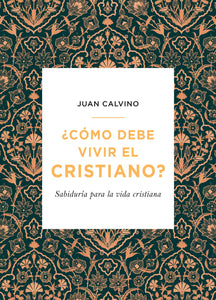 A Little Book on the Christian Life, damask cover — Paperback (Spanish)