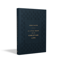 Load image into Gallery viewer, A Little Book on the Christian Life (Gift Edition) — Leather-Like Navy
