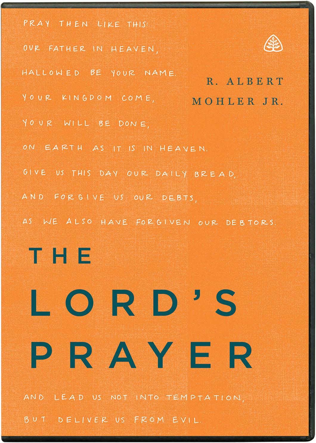 The Lord's Prayer — DVD