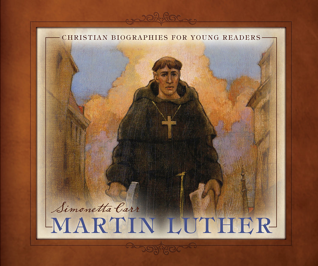 Martin Luther — Hardcover