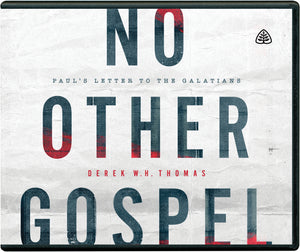 No Other Gospel: Paul's Letter to the Galatians — CD