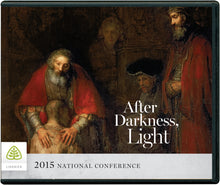 Load image into Gallery viewer, After Darkness, Light: 2015 National Conference — MP3 CD