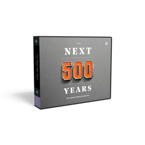 The Next 500 Years: 2017 National Conference — CD