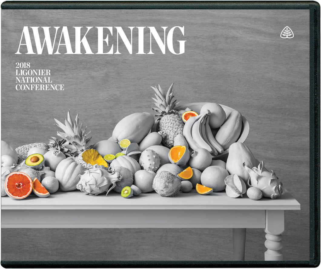 Awakening: 2018 National Conference — MP3 CD