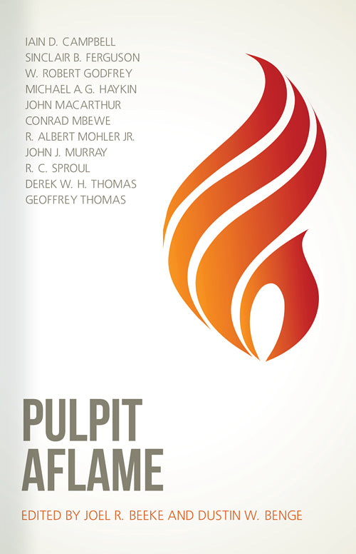 Pulpit Aflame — Hardcover