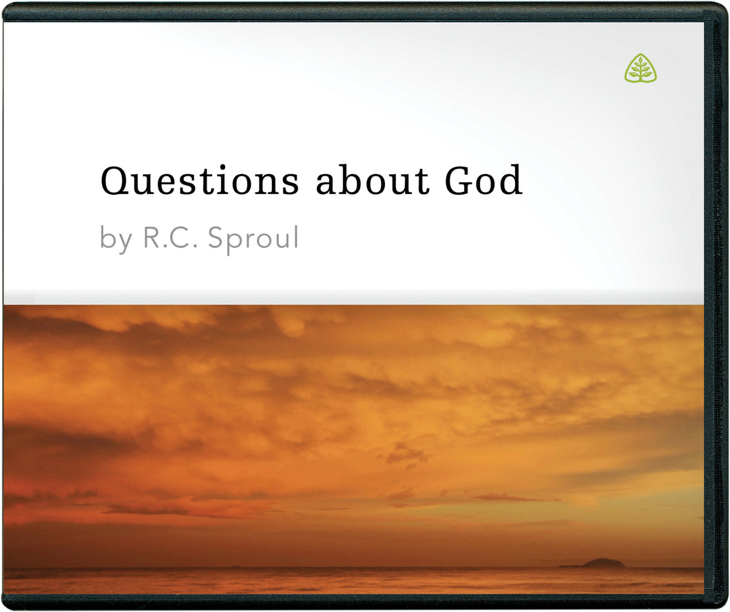 Questions about God — CD