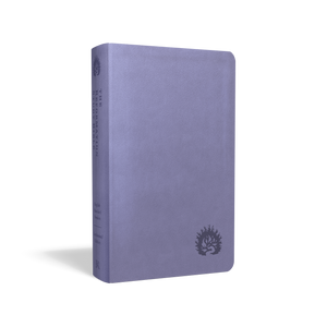 ESV Reformation Study Bible, Condensed Edition — Leather-Like Lavender