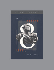 Romans 8 — Download Study Guide PDF (1 License)