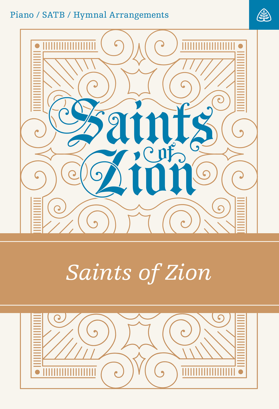Saints of Zion (sheet music) — Sheet Music SATB Digital  (1 License)