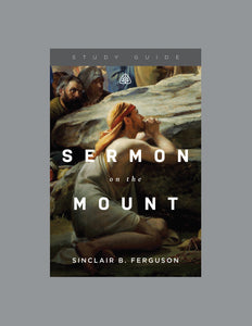 Sermon on the Mount — Download Study Guide PDF (1 License)