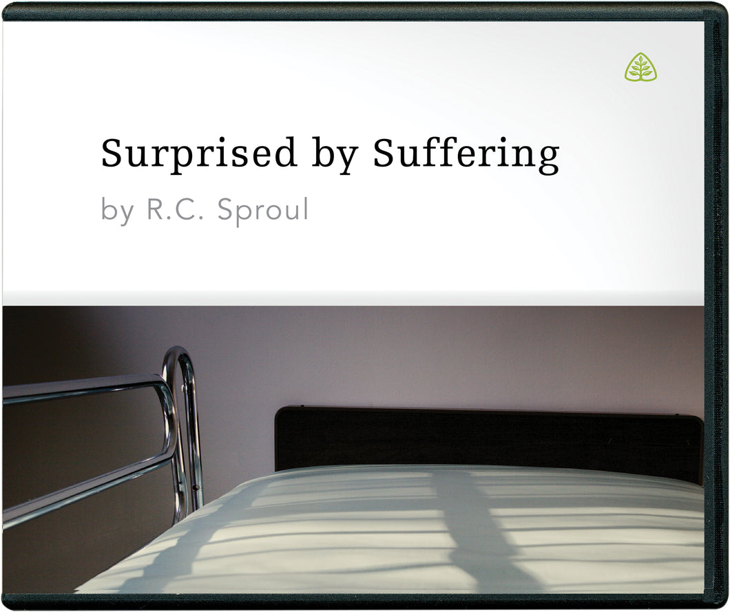 Surprised By Suffering — CD