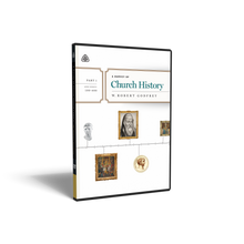 Load image into Gallery viewer, A Survey of Church History, Part 1 A.D. 100-600 — DVD