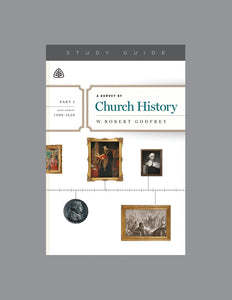 A Survey of Church History, Part 3 A.D. 1500-1620 — Download Study Guide PDF (1 License)
