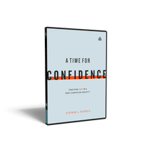 Load image into Gallery viewer, A Time for Confidence: Trusting God in a Post-Christian Society — DVD