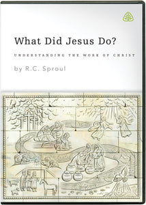 What Did Jesus Do?: Understanding the Work of Christ — DVD
