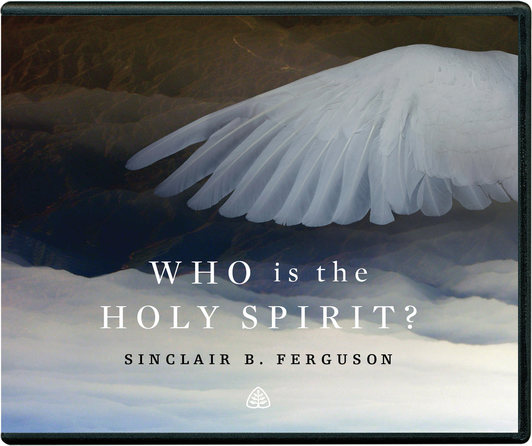 Who Is the Holy Spirit? — CD