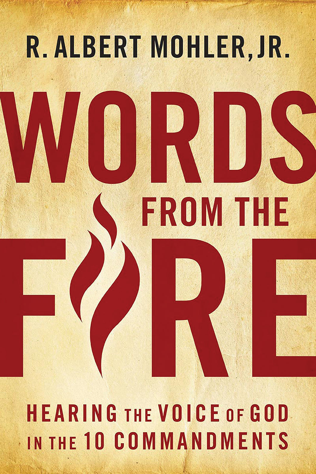 Words From the Fire — Hardcover