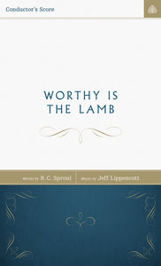 Worthy Is the Lamb (orchestra and choir) — Score for Orchestra and Choir PDF (1 License)