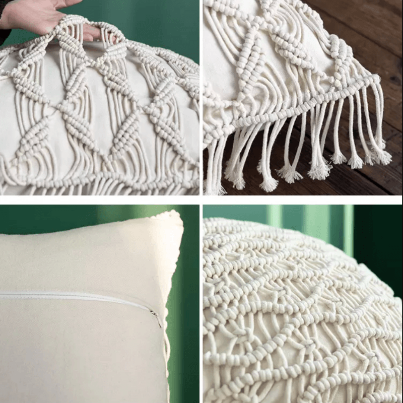 Curban Knitted Pillow