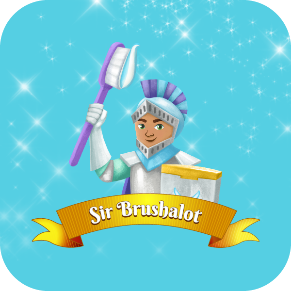 Sir Brushalot, the Tooth Fairy's brother and one of the leading heroes in the Adventures of Brushalot.