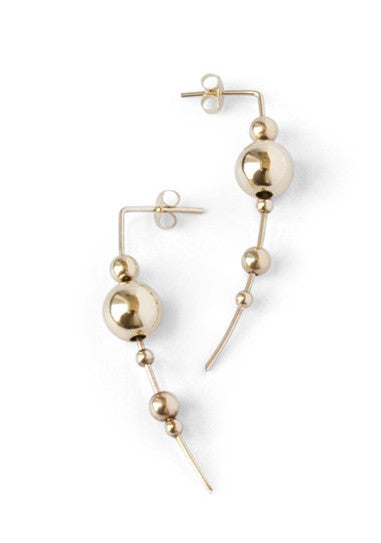 ORION DROP EARRING / MONOCHROMATIC