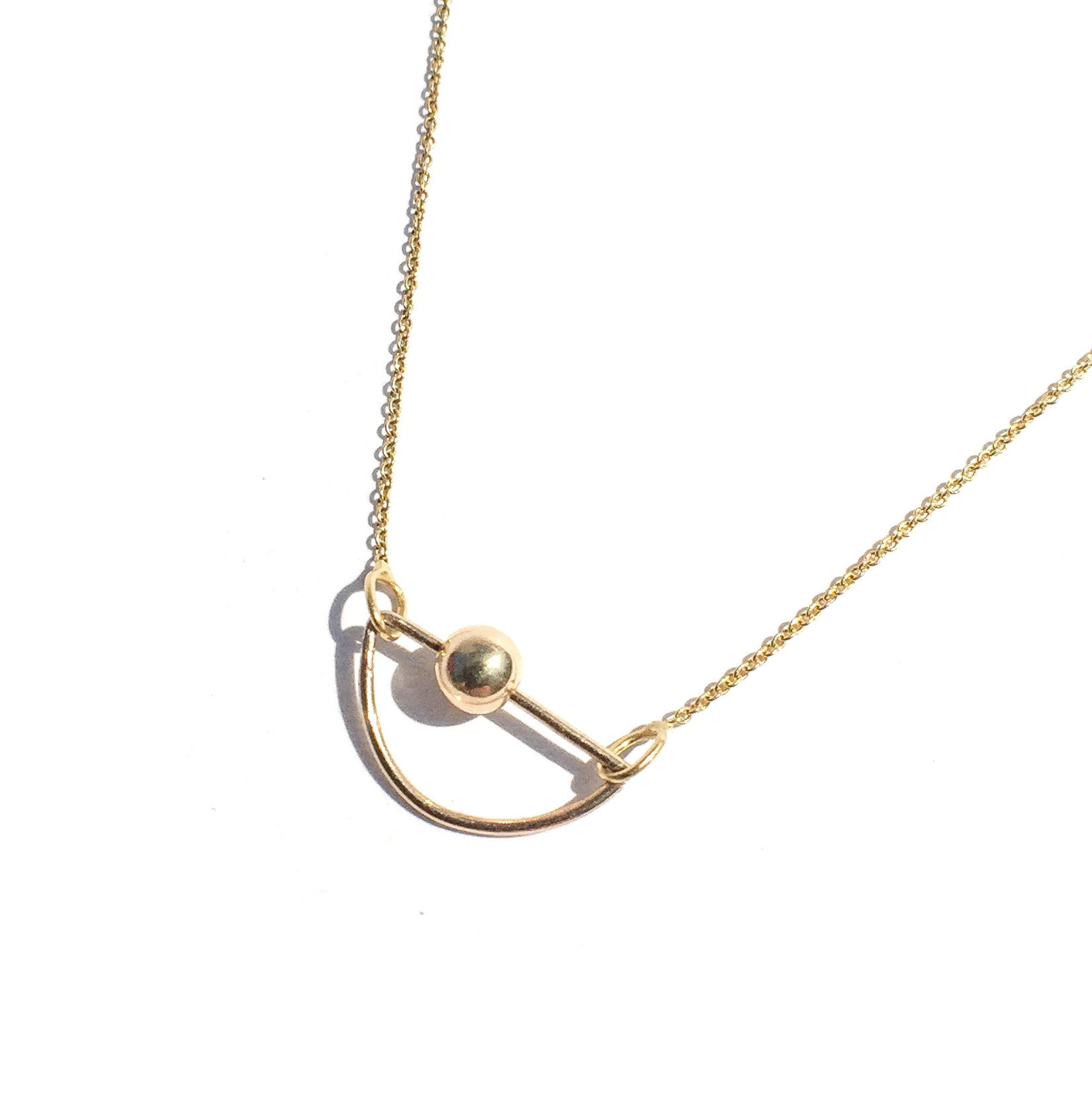 ARTEMIS NECKLACE / GOLD