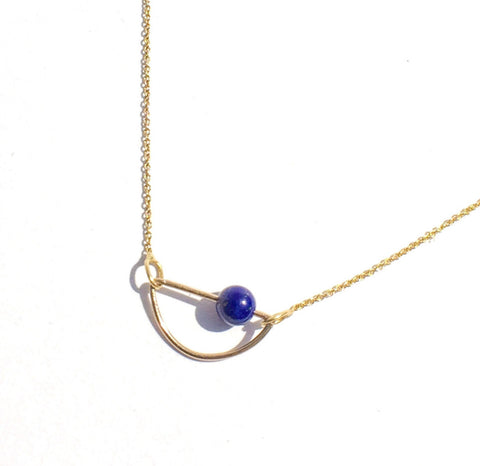 ARTEMIS NECKLACE / LAPIS