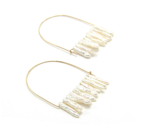 Bam Bam Fringe Earrings