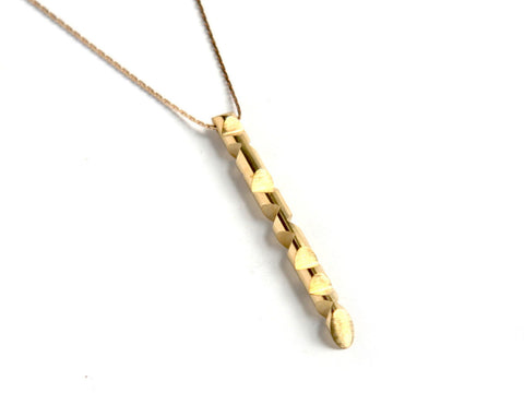 Totem Pendant Necklace