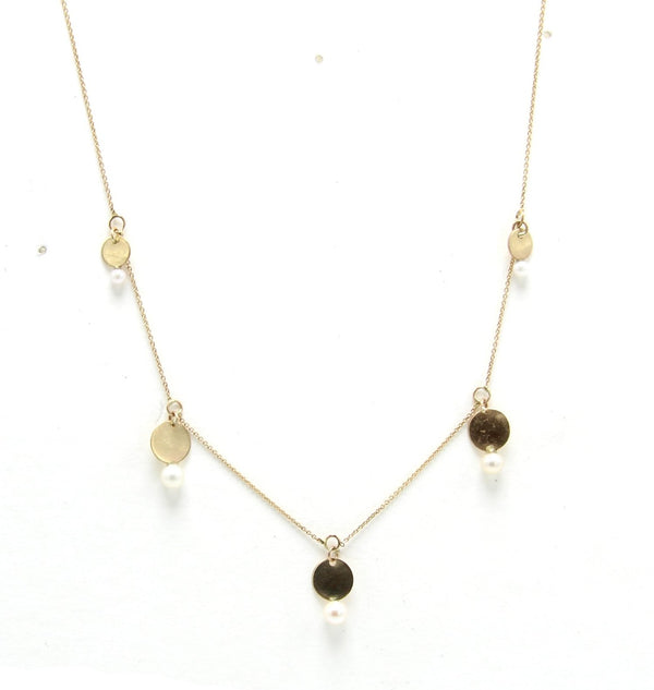 Lunita Charm Necklace