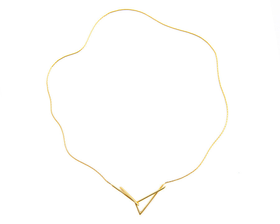 MINI INTERLOCKING NECKLACE
