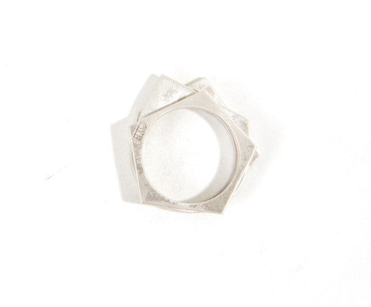 3-POINT METRIC RING