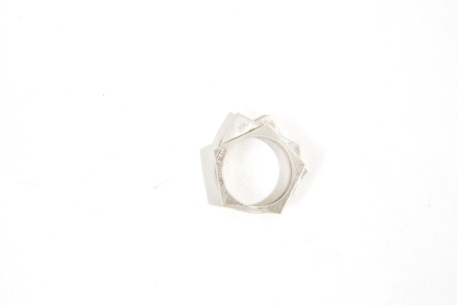5-POINT METRIC RING