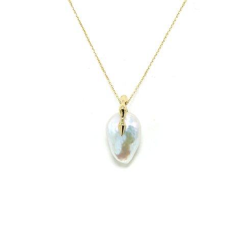 ONDA PEARL NECKLACE
