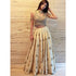 Latest Cream Color Lehenga Choli